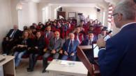Yozgat'ta Süne mücadelesi eğitim toplantısı yapıldı