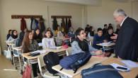 Yazıcı, Destekleme ve Yetiştirme kurslarını denetledi