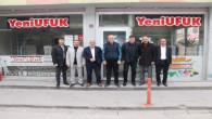 Yozgat SMMMO'dan gazetemize tebrik ziyareti