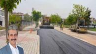 Yozgat Belediyesi asfalt çalışmasına başladı