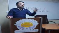 BEYDER'in konuğu gazeteci yazar Mustafa Teker oldu