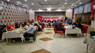 TCDD çalışanları iftar sofrasında buluştu