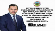 Akdağmadeni Belediye Başkanı Yalçın'dan Ramazan Bayramı mesajı