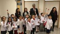 Başkan Köse, çocukların isteklerine duyarsız kalmadı