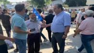 Yıldırım'a Medya Fenomeni Süleyman amca'dan destek