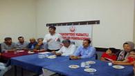 Başkentteki Yozgatlı Dernekler Federasyonundan örnek davranış