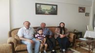 Aile ve Sosyal Politikalar Müdürlüğü babaları unutmadı