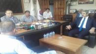 Bozdağ'dan Oda başkanlarına ziyaret
