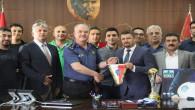 Turnuvanın Şampiyonu Yozgat İl Emniyet Müdürlüğü oldu