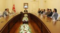 Yozgatspor'un geleceği konuşuldu