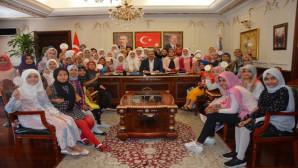 Başkan Köse'ye sürpriz ziyaret