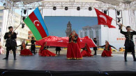Yozgat Belediyesi 20. Uluslararası Sürmeli Festivali etkinlikleri başladı.