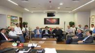 AYM Başkanı Arslan, hastanede yatan annesini ziyaret etti