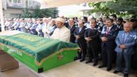 AYM Başkanı Arslan'ın annesi toprağa verildi