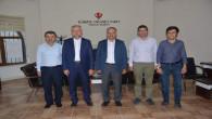 Kayseri Müftüsü Yozgat'ta bir dizi ziyarette bulundu