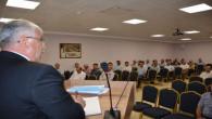 Yazıcı, okul müdürleri ile toplantı düzenledi