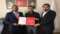 AK Parti Gençlik Kollarında 3 İlçede Bayrak değişimi
