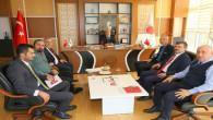 Yozgat Barosu'ndan Rektör Karadağ'a ziyaret