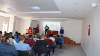 """Yükümlülere """"30 Ağustos Zaferi"""" konulu seminer"""