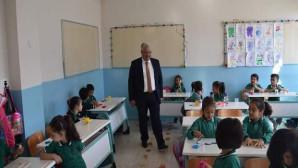 Yazıcı, 1.sınıfa yeni başlayan öğrencilerin heyecanını paylaştı