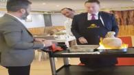 Büyükelçisi Brown, Yozgat Testi ve Tandır kebabını tattı