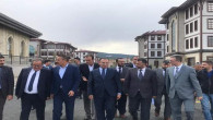 Bozdağ, Yozgat'ta bir dizi ziyaretlerde bulundu
