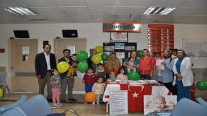 """Yerköy Devlet Hastanesinde """"emzirme haftası"""" etkinliği"""