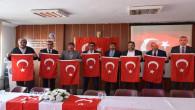 Yozgat'taki STK'lardan Barış Pınar Harekatına destek