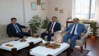 Vali Çakır'dan, Başsavcı Uçak ve yargı mensuplarına ziyaret