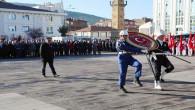 Gazi Mustafa Kemal Atatürk düzenlenen törenle anıldı