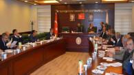 YOKAB Toplantısı Nuri Tinel Başkanlığında yapıldı