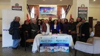 AK Parti İl Kadın Kolları da Diyabete dikkat çekti