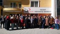 AK Parti Teşkilatından Kızılay'a kan bağışı