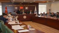 Yozgat Belediyesi Meclis toplantısı yapıldı