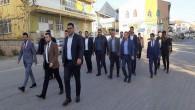 Yozgat Ülkü Ocakları Kasım ayı İstişare toplantısını Boğazlıyan'da yaptı