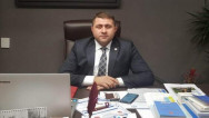Milletvekili Sedef'ten Şehir Hastanesine 2 Bin maske