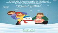 ÇEDAŞ Yozgat halkının yeni yılını kutladı