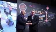 AA Yozgat Temsilcisi Ömer Ertuğrul'a yılın spor haberi ödülü