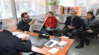 Ünlü Tiyatrocu Ahmet Yenilmez'den gazetemize ziyaret