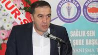 Erciyas: Sağlık çalışanlarımız pandemi sürecinde fedakarca görevlerini yapmaktadırlar