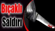 Yozgat'ta camide bıçakla saldırı: 1 yaralı