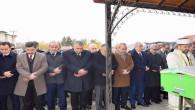 MHP Genel Başkan Yardımcısı Sadir Durmaz'ın kayınvalidesi toprağa verildi