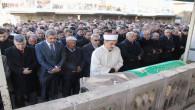 Başkan Altan'ın kayınbabası toprağa verildi
