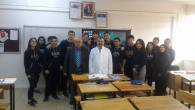 Yozgat'ta eğitime akademisyen desteği
