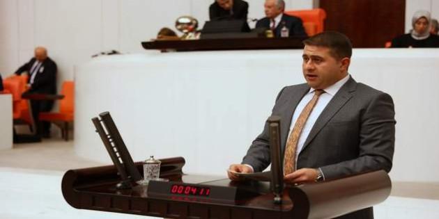 Sedef, Meclis kürsüsünden Yozgat'ın sorunlarını dile getirdi