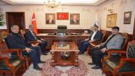Tokat Belediye Başkanı Eroğlu'ndan Başkan Köse'ye ziyaret