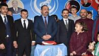 Ankara Kızılcahamam Ülkü Ocaklarına Yozgatlı Başkan