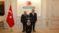 Orgeneral Çetin'den Vali Çakır'a ziyaret