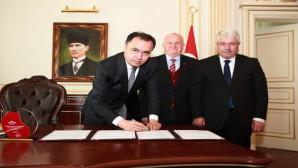 Türk Böbrek Vakfı İle Protokol mmzalandı