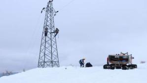 ÇEDAŞ'ın 'enerji timleri' kesintisiz enerji için sahada